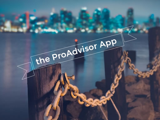 Taking ProAdvisor email images and turn them into text.